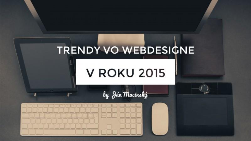 trendy-vo-webdesigne