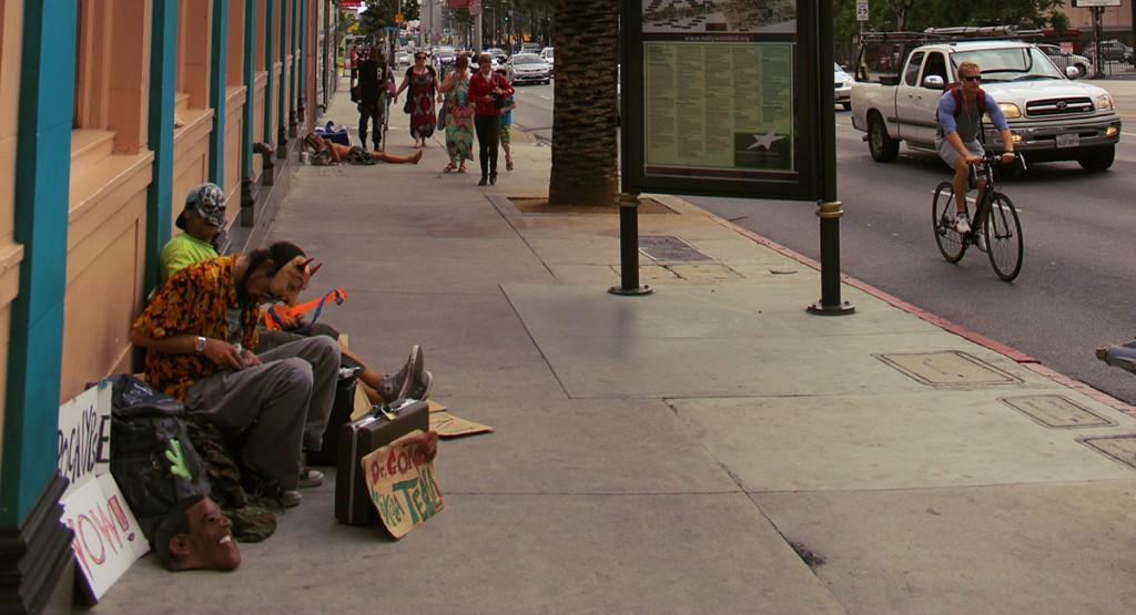 walk of fame bezdomovci