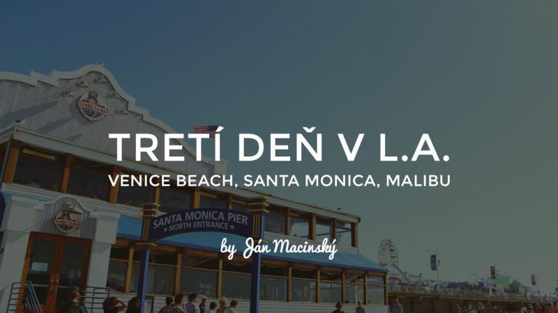 venice santa monica beach malibu