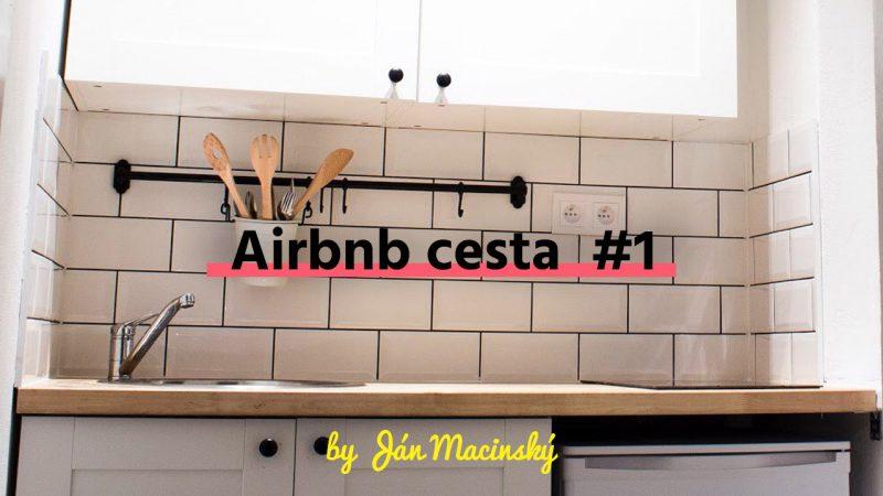 airbnb cesta 1